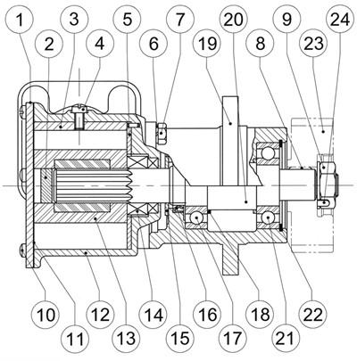 Motorguide Trolling Motor Wiring Diagram Motorguide Foot