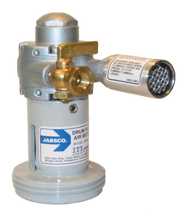 Drum Pump : Air operated reversible drum storm are used to suck up Liquid Spills, water, oil, coolant, sludge, chips, and other liquids.
