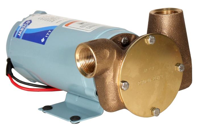 Jabsco 23920 2313 Utility Puppy 3000 Self Priming Pump