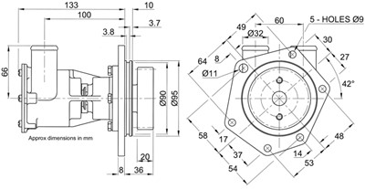 Volvo Penta Gauge Wiring Diagram on p 0996b43f80c90e5a