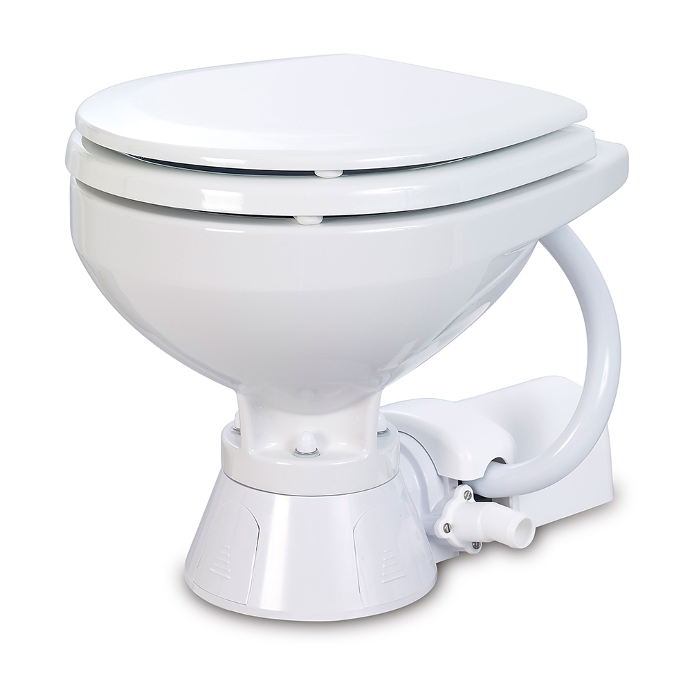 Jabsco 37010 3092 Toilet 12v Compact Bowl Electric