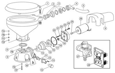 12 24 Volt Trolling Motor Wiring Diagram, 12, Free Engine