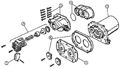 Ford Escape Steering Column Parts Diagram
