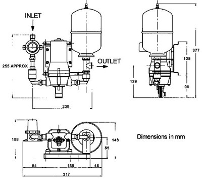 Water Well Pump 220 Volt Wiring Diagram