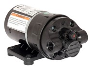 Self-priming diaphragm pump 24 volt d.c.