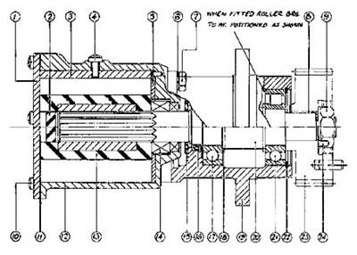 Power Converter Model 6345 Wiring Diagram Power Converter