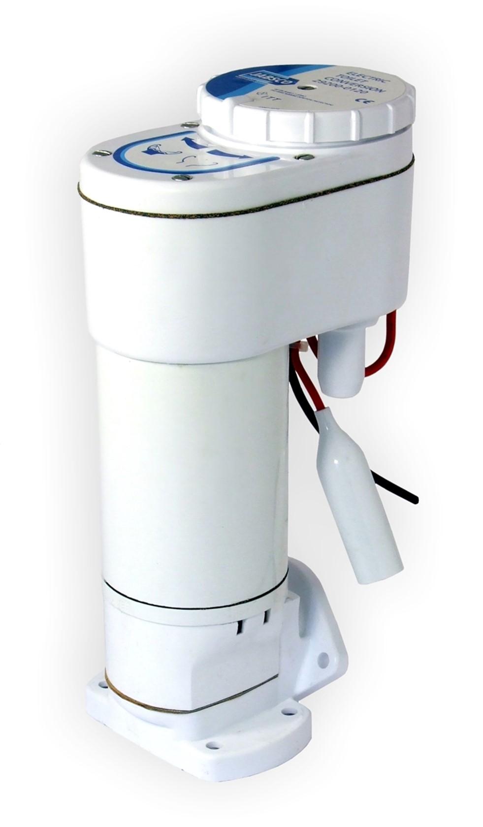 Jabsco 29200 0120 Electric Conversion 12 Volt Dc Kits Pump Wiring Diagrams How