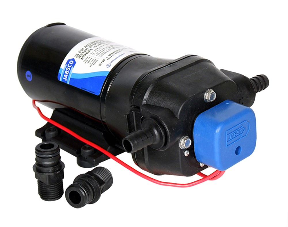 Jabsco 31620 0092 Par Max 4 Pressure Controlled Pump Rule Pumps Wiring Diagram How
