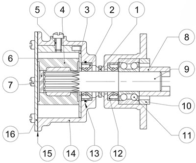 3 7 L Engine Exploded View