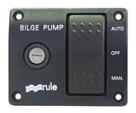 Rule 3-Way Lit Rocker Switch