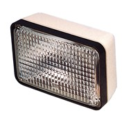 Deck flood light 150mm, 12 volt dc