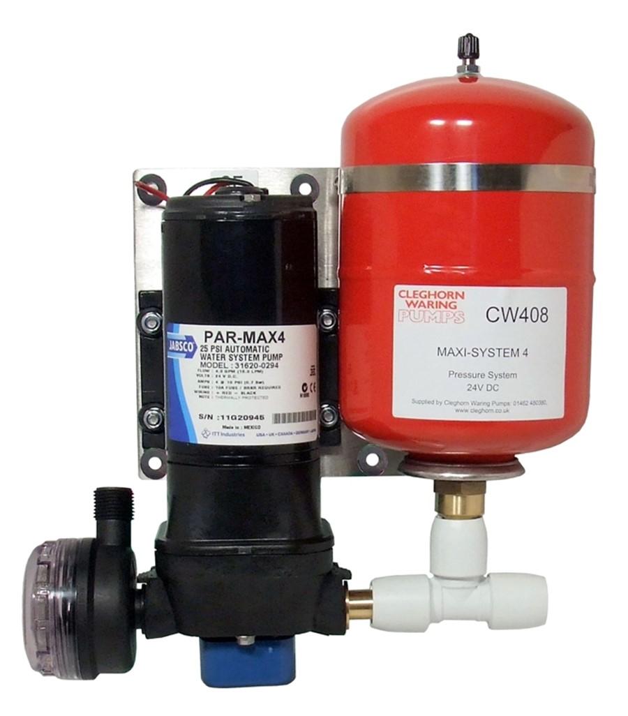 Cw408 Maxi System 4 Pressure System Single Pump Sets Diaphragm