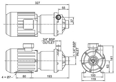 Jabsco Water Pump Impeller Jabsco Pump Reversible Wiring
