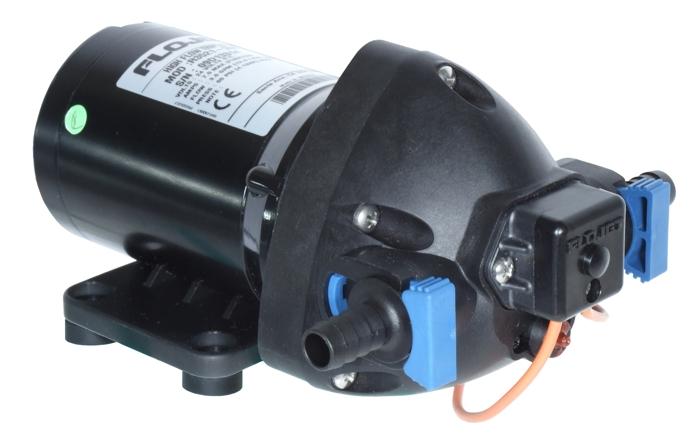 Flojet R3521339A - Self-priming diaphragm pump 24v d c
