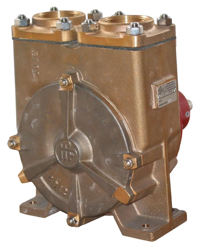 TS50D 18 2 Bronze Regenerative Turbine Pump TS Series