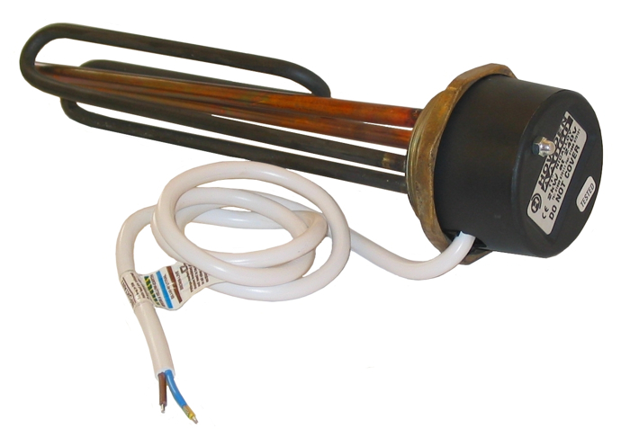 C Warm Cw279 11 Immersion Heater 2kw 240v Ac C Warm Heater