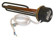 "11"" Immersion Heater 0.75kW 240v a.c."