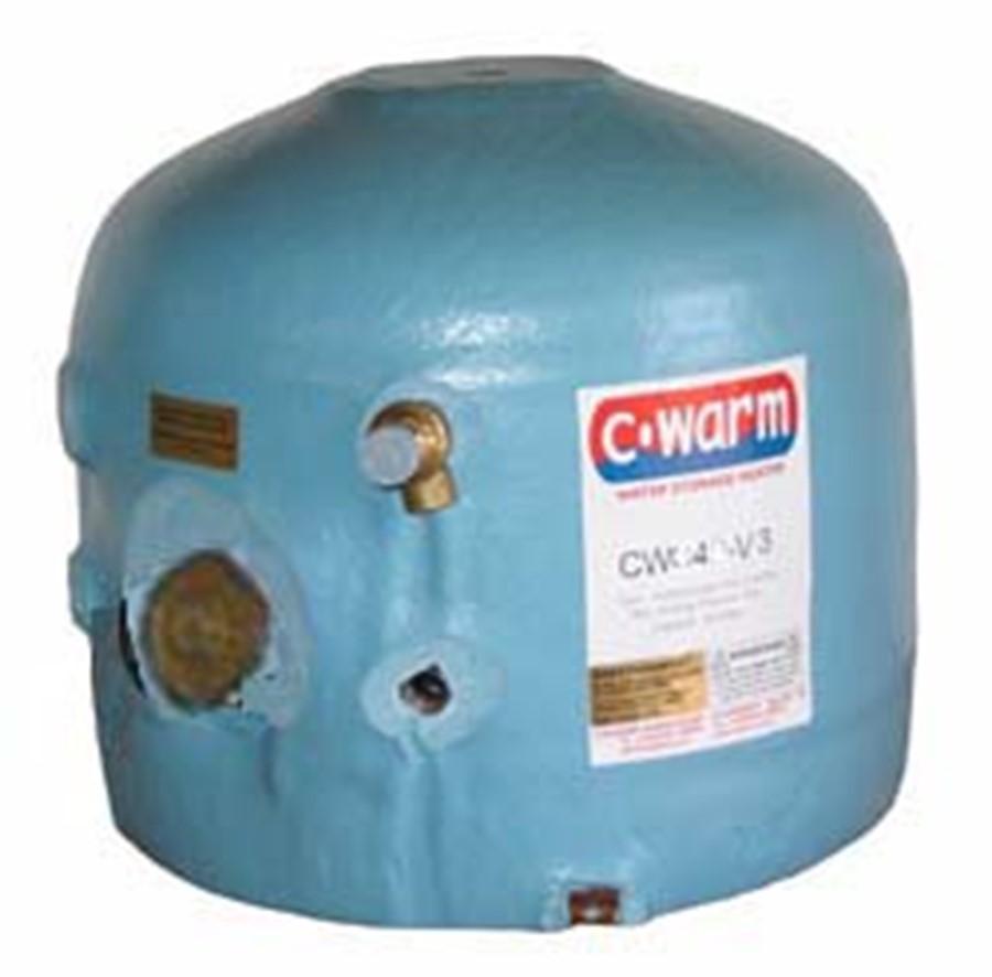 C-Warm CWB40-V3 - 40 litre Vertical Water Storage Heater / C-Warm ...