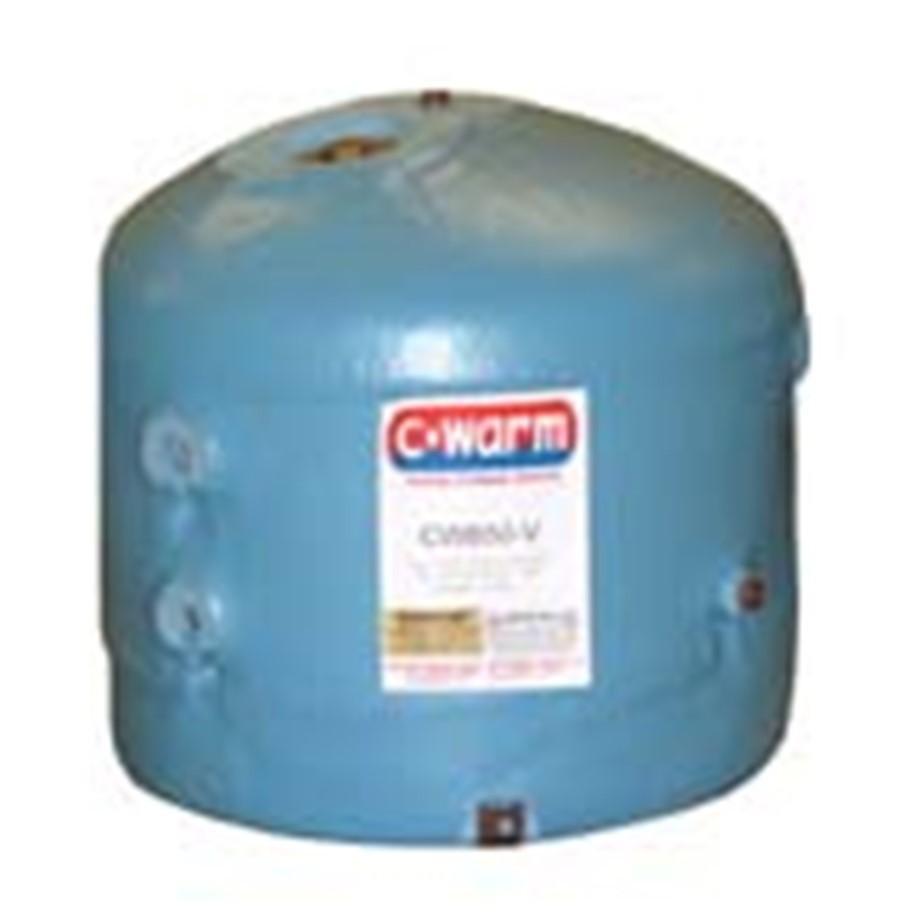 C-Warm CWB50-V3 - 50 litre Vertical Water Storage Heater / C-Warm ...